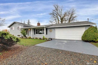 King County Single Family Home For Sale: 39605 180th Ave SE