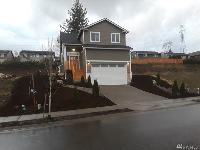 Sedro Woolley Single Family Home Contingent: 1482 W Gateway Heights Loop