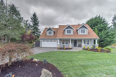 Gig Harbor Single Family Home For Sale: 3704 31st Ave NW