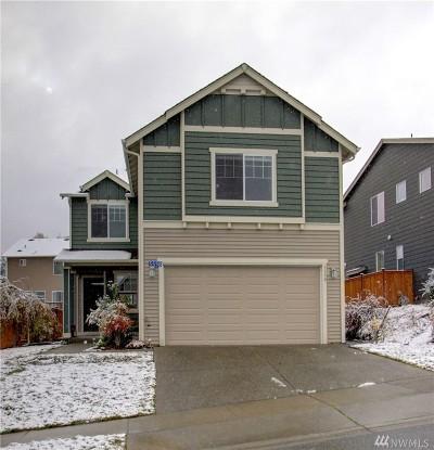 Mount Vernon Single Family Home For Sale: 5558 Buckhorn Way