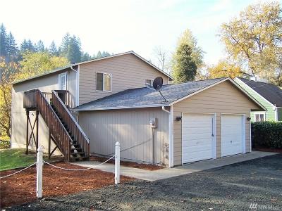 Mason County Multi Family Home For Sale: 1353 W Railroad Ave