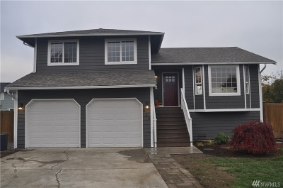 Orting Single Family Home For Sale: 606 Cammarano Ct SW