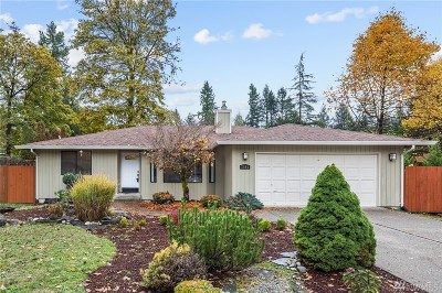 Gig Harbor Single Family Home For Sale: 7503 55th Av Ct NW