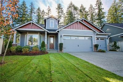 Thurston County Single Family Home For Sale: 4103 Abigail Ct NE