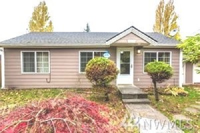 King County Single Family Home For Sale: 9615 25th Ave SW