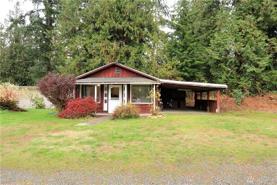 Everett Single Family Home For Sale: 2716 Ruggs Lake Rd