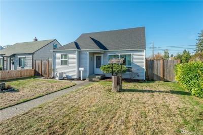 Tacoma WA Single Family Home For Sale: $224,900