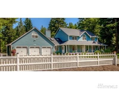 Tacoma Single Family Home For Sale: 3109 138th St E