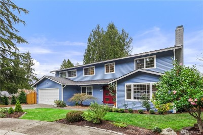 Redmond Single Family Home For Sale: 3004 177th Ave NE