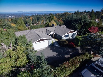 Bellevue Single Family Home For Sale: 14606 SE 50th St