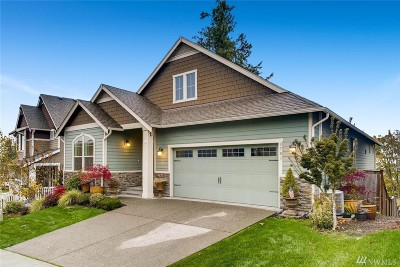 Puyallup Single Family Home For Sale: 3701 Highlands Blvd