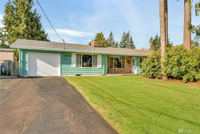 Puyallup Single Family Home For Sale: 10220 64th Av Ct E