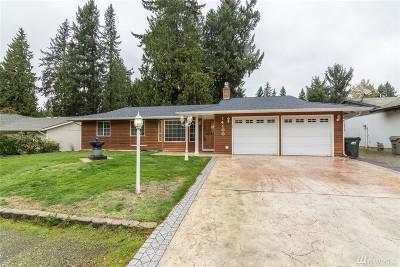 Renton Single Family Home For Sale: 14100 SE 144th St