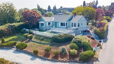 Everett Single Family Home For Sale: 3725 Upland Ave