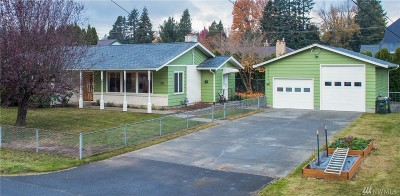 Ferndale Single Family Home For Sale: 2186 Siddle St