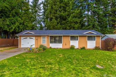 Bonney Lake WA Single Family Home For Sale: $260,000