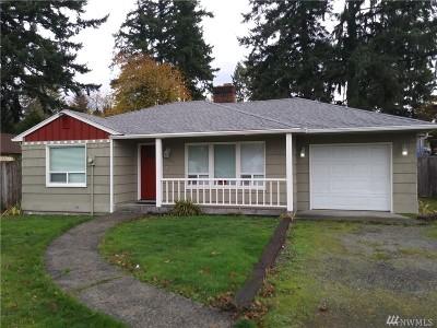 Tacoma WA Single Family Home For Sale: $215,000