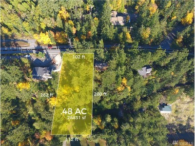 Residential Lots & Land For Sale: 1411 Chuckanut Dr