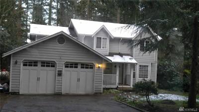 Thurston County Single Family Home For Sale: 21712 E Terra Lane SE