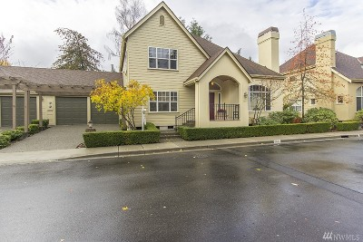 Bellevue Single Family Home For Sale: 6601 127th Place SE