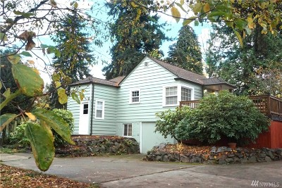 Renton Single Family Home For Sale: 2224 High Ave NE