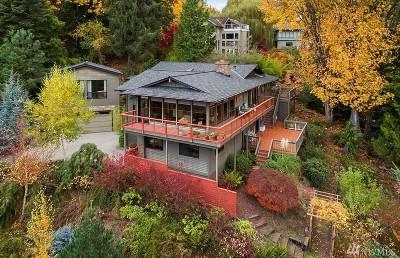 Mercer Island Single Family Home For Sale: 9571 SE 43rd St