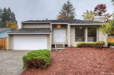 Renton Single Family Home For Sale: 17512 155th Ave SE