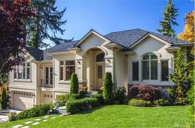 Bellevue Single Family Home For Sale: 511 94th Ave NE