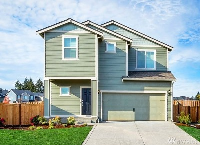 Spanaway Single Family Home For Sale: 2007 193rd St E