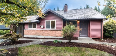 Kirkland Single Family Home For Sale: 7337 140th Place
