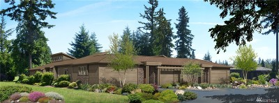 Blaine Single Family Home Sold: 8780 Clubhouse Point Dr