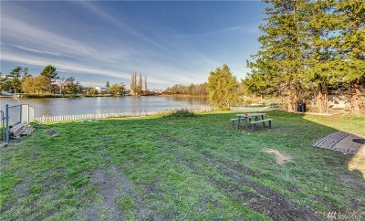 Whatcom County Residential Lots & Land For Sale: 4435 Saltspring Dr