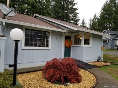 Lacey Single Family Home For Sale: 529 Malibu Dr SE