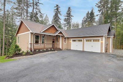 Gig Harbor Single Family Home For Sale: 12812 Crescent Valley Dr NW