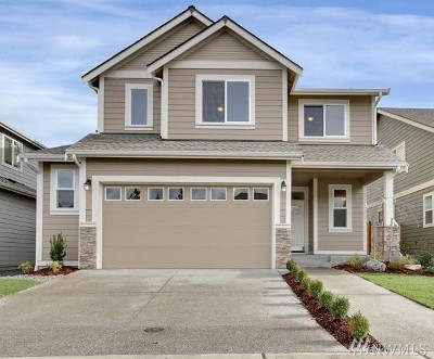 Puyallup Single Family Home For Sale: 4025 23rd St SE