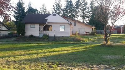 Sedro Woolley Single Family Home For Sale: 1017 Wicker Road
