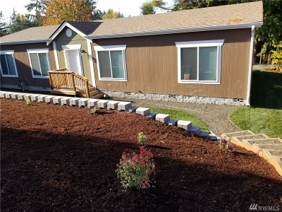 Port Orchard Single Family Home For Sale: 1120 Spokane Ave