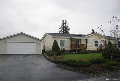 Chehalis Single Family Home For Sale: 123 Hilley Dr