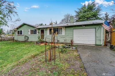 SeaTac Single Family Home For Sale: 822 S 193rd Place