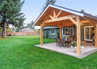 Rochester WA Single Family Home For Sale: $295,000