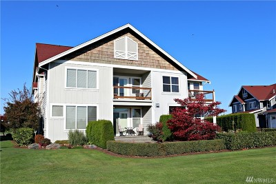 Lynden Condo/Townhouse Sold: 8858 Depot Rd #B