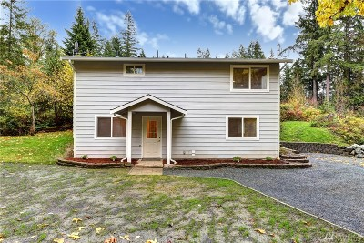 Snohomish Single Family Home For Sale: 18425 Storm Lake Rd