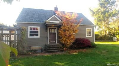 Bellingham Single Family Home For Sale: 4569 Aldrich Rd