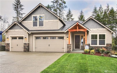 Port Orchard Single Family Home Contingent: 4813 Castleton Rd SW