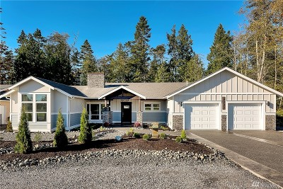 Blaine Single Family Home Contingent: 8231 Chilliwack Rd