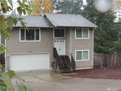 Sumner Single Family Home For Sale: 11608 203rd Ave E