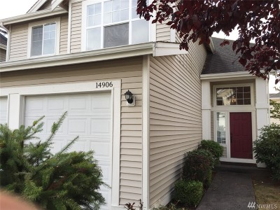 Lynnwood Condo/Townhouse For Sale: 14906 39th Place W #27