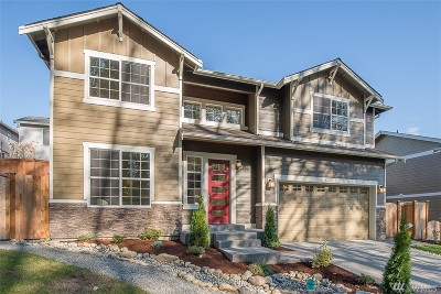 Lynnwood Condo/Townhouse For Sale: 15324 Manor Wy