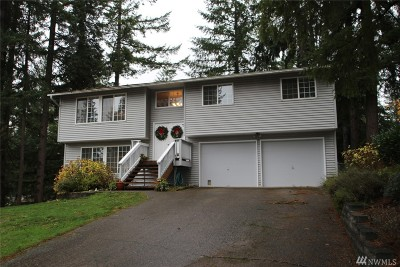 Woodinville Single Family Home For Sale: 15805 199th Ave NE
