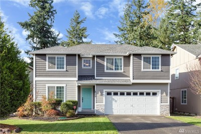 Puyallup Single Family Home For Sale: 18308 80th Ave E